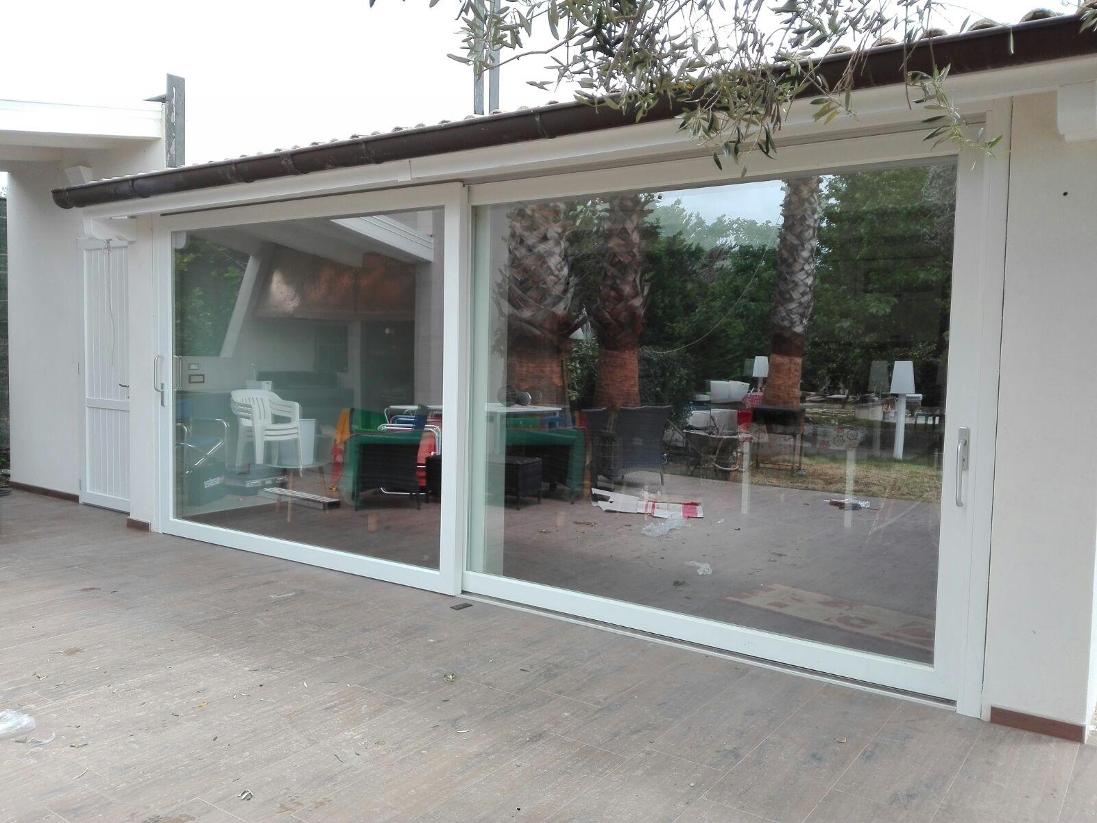 realizzazione vetrata 2