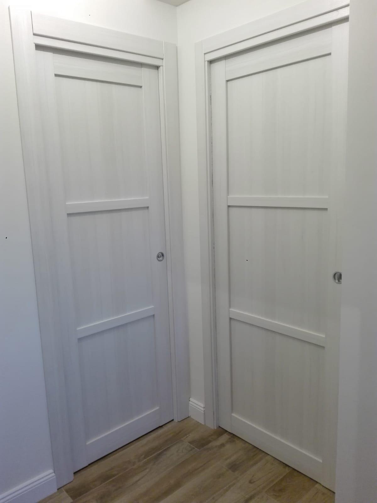 realizzazione 2 porte